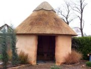 Click the picture for more about my strawbale garden building for Gardening Which?